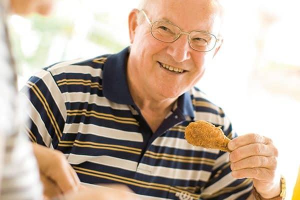 Seniorenfeiern vom Besten mit Fandl Fest