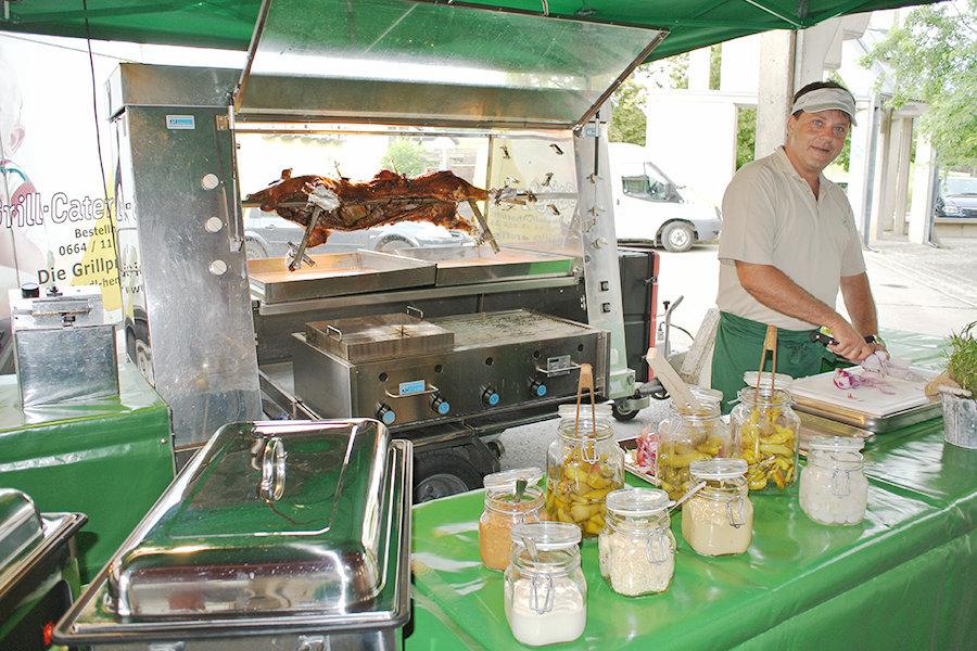 Catering für Ihr Sommerfest von Fandl Fest