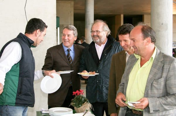 Fandl Fest's Catering Service für Firmenfeiern